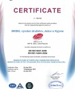 Integrated Management System | Certificates
